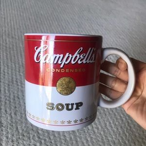 New Campbell can official Cup Mug